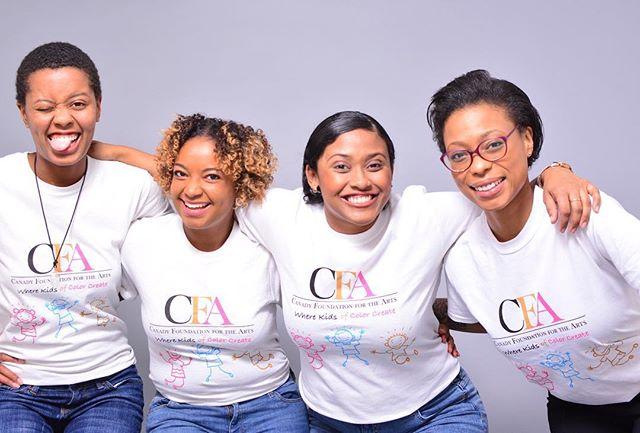 Women always know how to get it done! Happy International Women's Day from the ladies of CFA! 📷 @kjlphoto 💁🏽♀️#internationalwomensday #artseducationmatters #artseducation #womenleaders #womenempowerment #womenshistorymonth