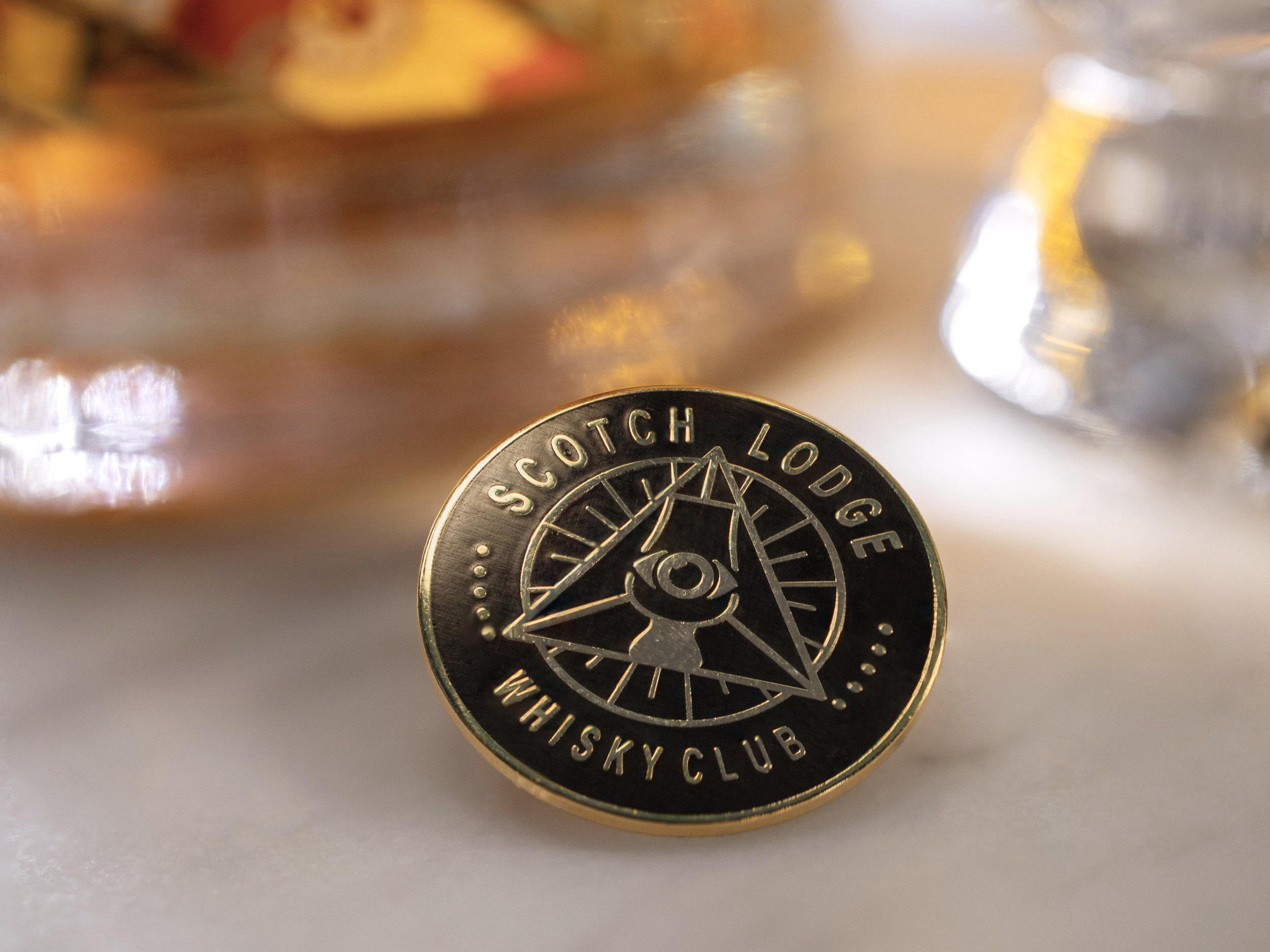 WHISKY CLUB - Discover new spirits and to share our common love for all things whisky!