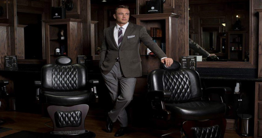 Your 1st Impression is your Best Impression. Make it Count with M Andrews Sartorial Luxury