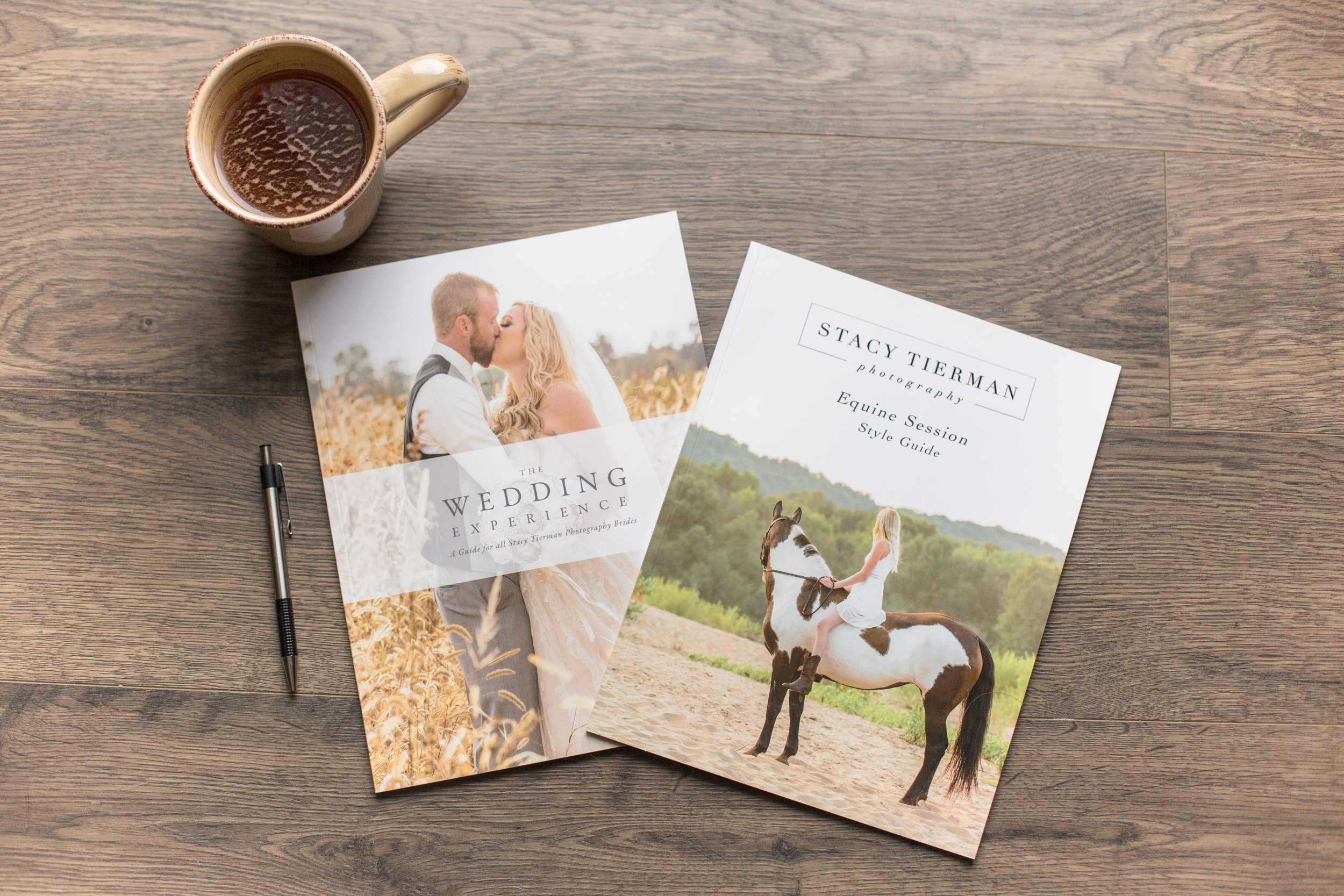 Each session includes a digital 33 page style guide magazine - This magazine includes helpful tips on preparing you and your horse for a stress free session