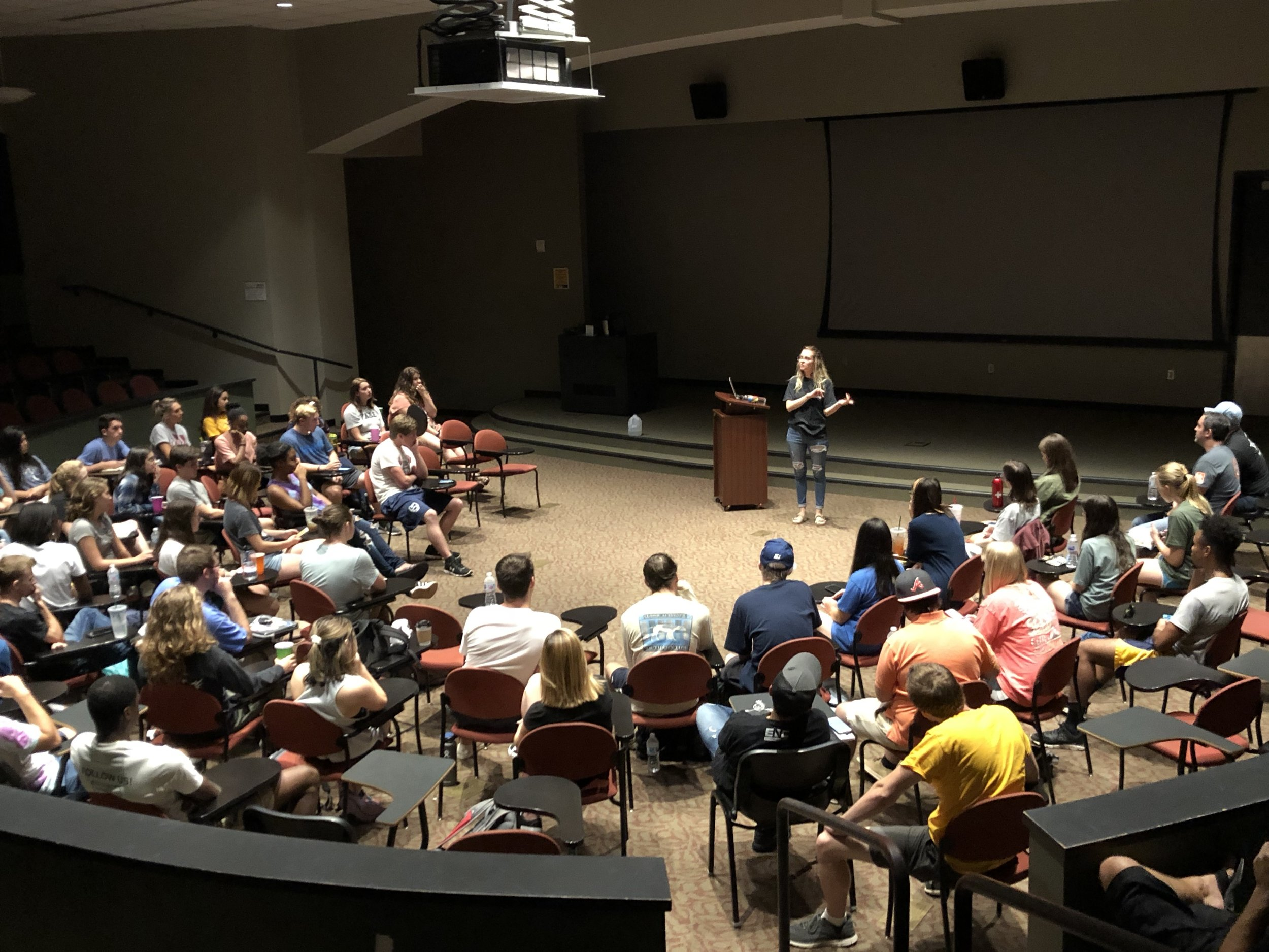 Weekly Campus Meeting - Every week at Kennesaw State University, students gather for the weekly meeting. It's fun, encouraging, and provides a powerful way for students to grow in their faith throughout the semester.When: Thursdays @ 8:00PMLocation: Changes depending on KSU