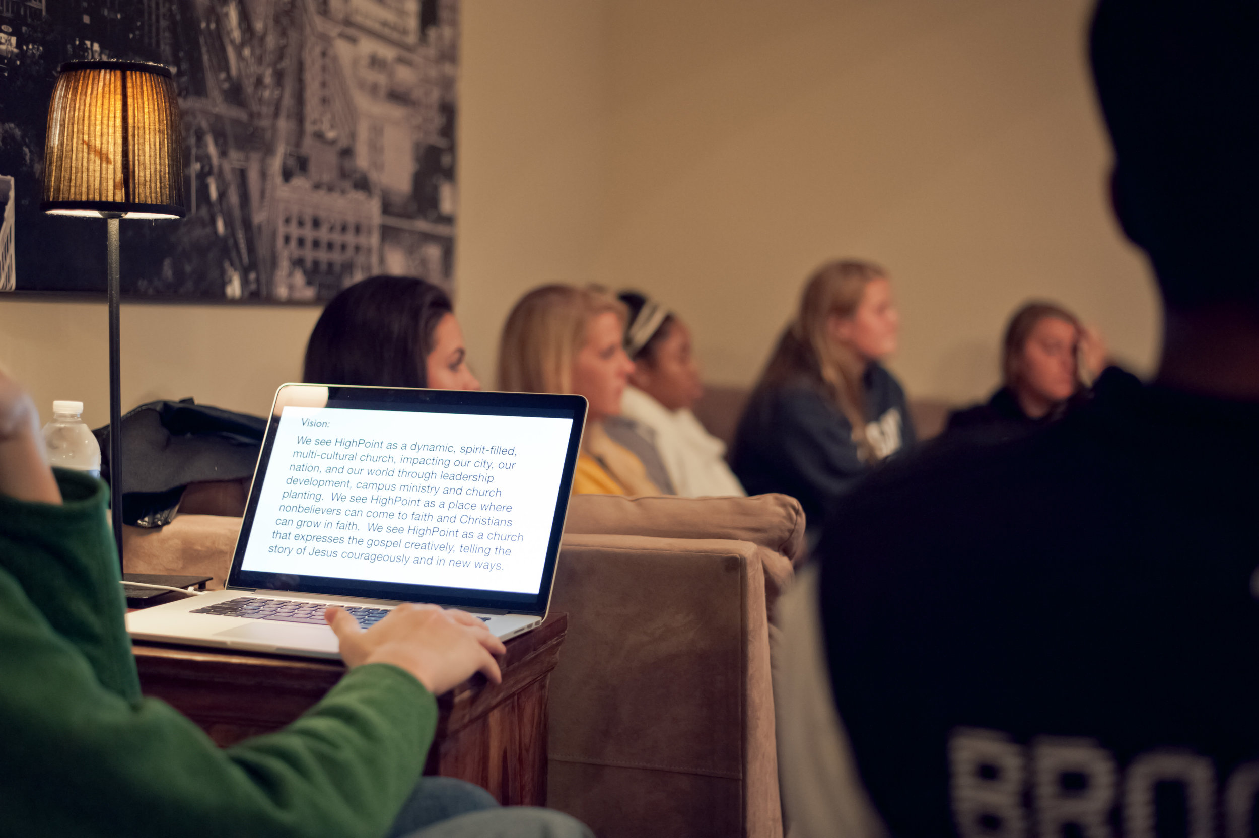 HighPoint started as a bible study in a living room.