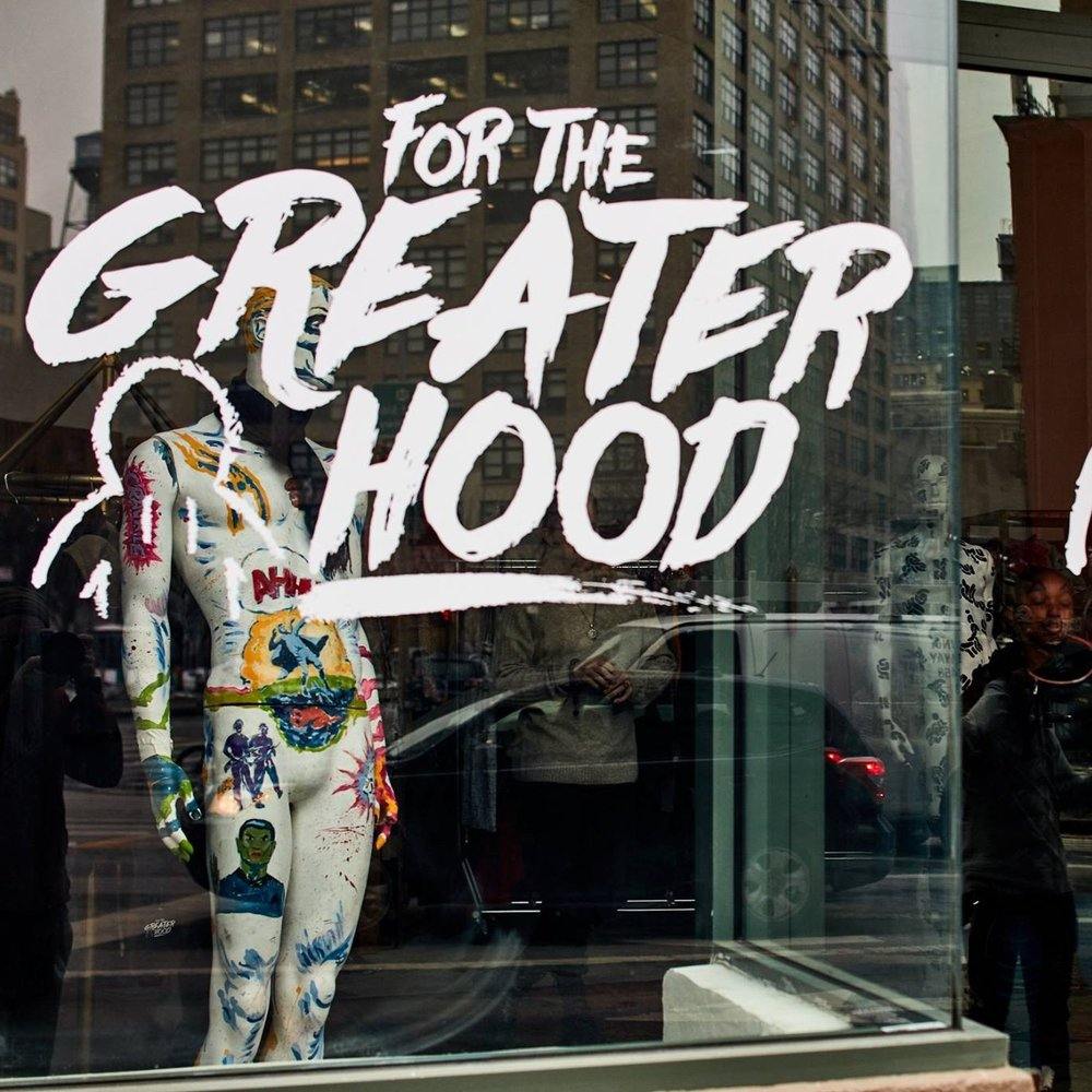 Make a donation! - Monetary donations help make For The Greater Hood Pop-Up Shops and other outreach programs possible. Your contribution today can help us open up numerous locations throughout NYC and NJ. These type of donations are accepted year round.