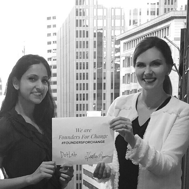Women comprise just 9.7% of CEOs at digital health startups. In 2016, female-led companies received 2% of VC funding, and women make up just 7% of decision-makers in top VC firms. We stand with the hundreds of other companies supporting #FoundersForChange. We believe in a more diverse and inclusive tech industry. We are dedicated to having a diverse team and board, and when we have a choice of investment partners in the future, the diversity of their firms will be an important consideration.