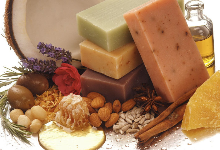 NATURAL SOAPS -