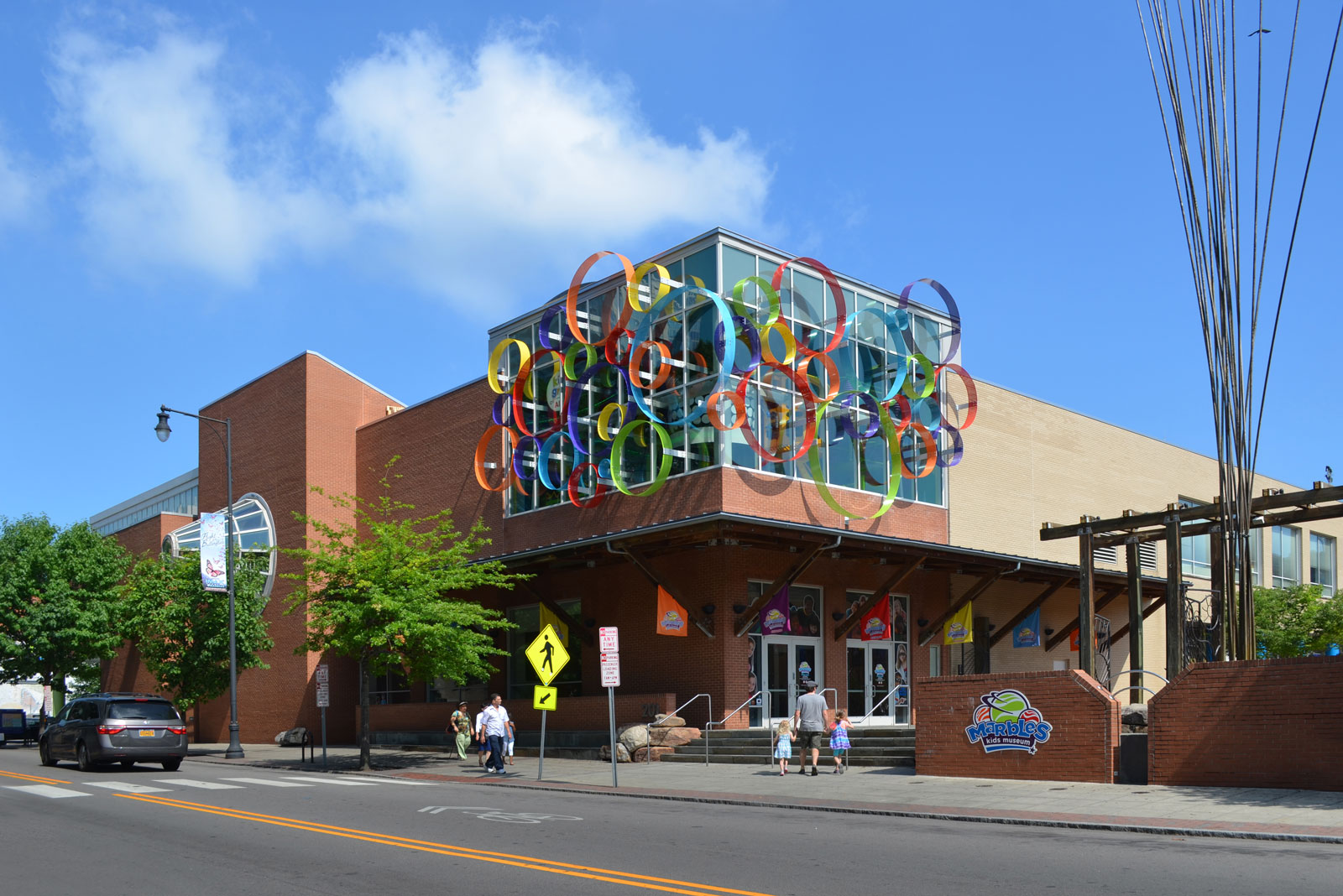 MARBLES KIDS MUSEUM — CLEARSCAPES