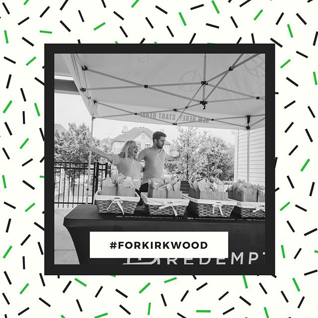Dancing around for Jesus! #redemptionstl  #kirkwoodmo  #newness  #churchplant #forkirkwood