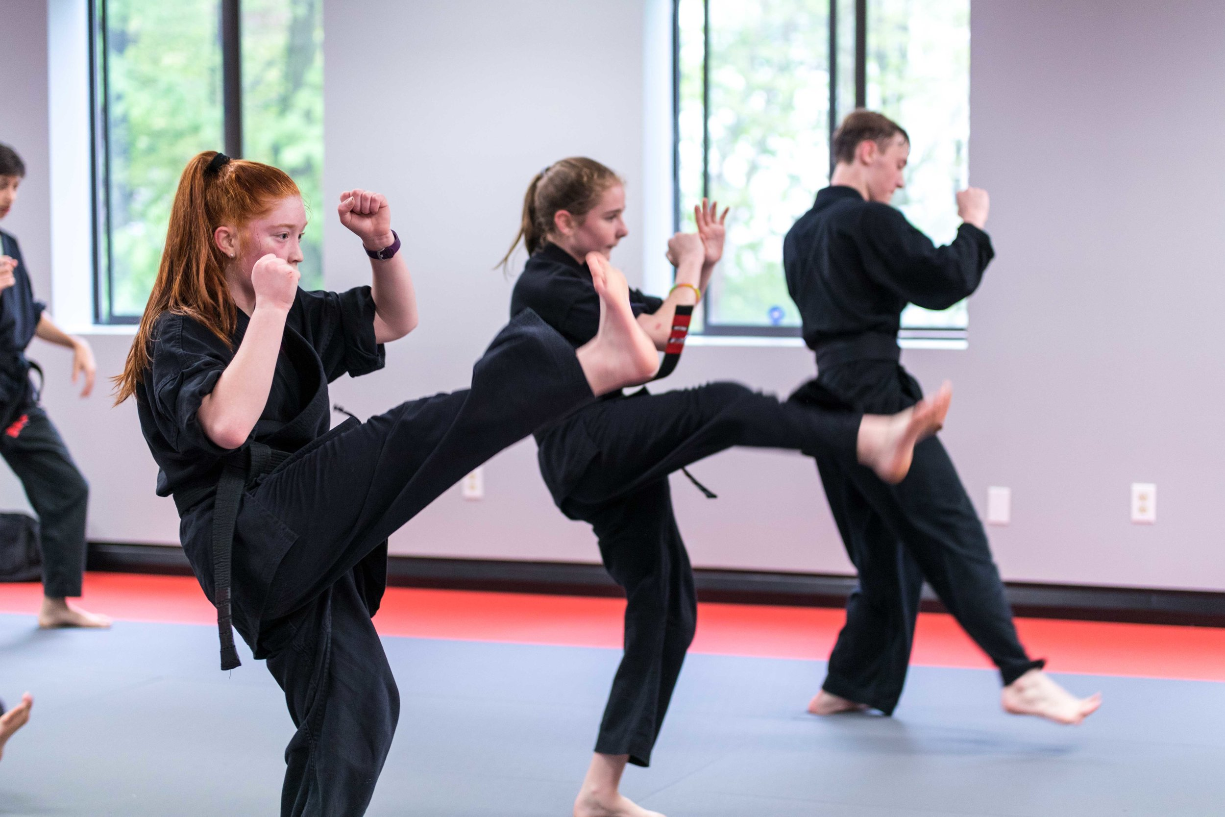 Karate Classes for Teenage Girls and Boys in Bedford Massachusetts at Callahan's Karate 1.jpg