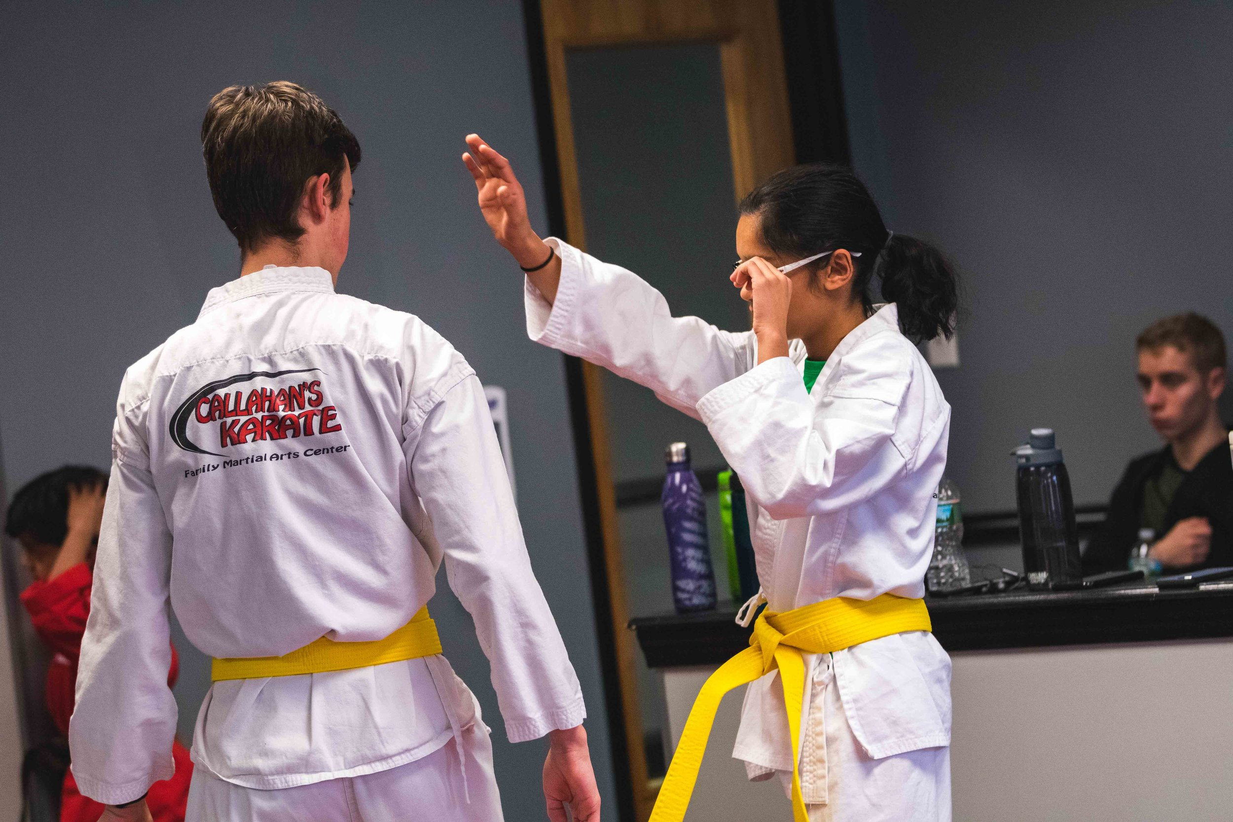 Martial Arts Classes for Teenage Girls and Boys in Bedford Massachusetts at Callahan's Karate.jpg