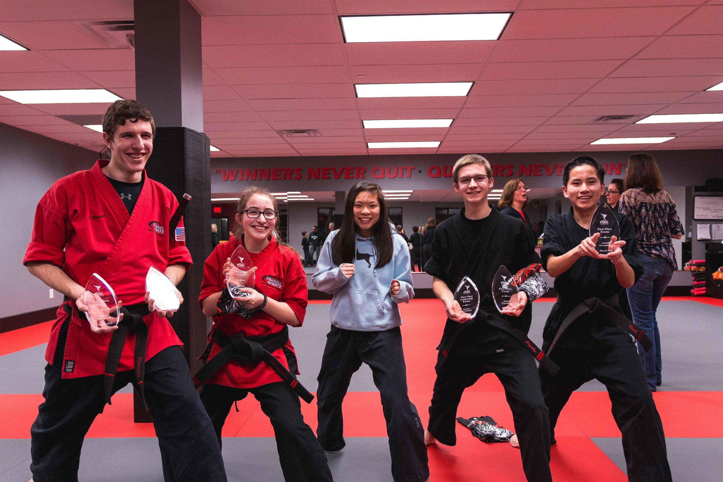 Teenage Karate Classes for Girls and Boys in Bedford Massachusetts at Callahan's Karate 1.jpg