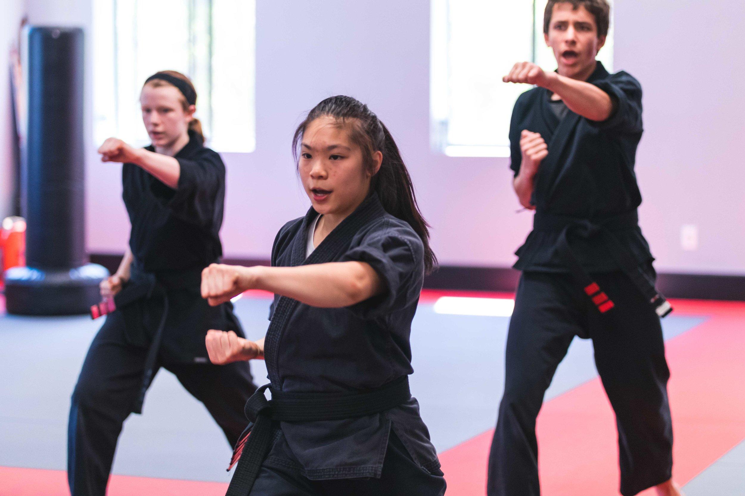 Karate for Teenagers in Bedford MA Callahans Karate Family Martial Arts Program.jpg