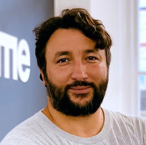 EMIR TEFFAHA  SUBLIME   Managing Director, UK