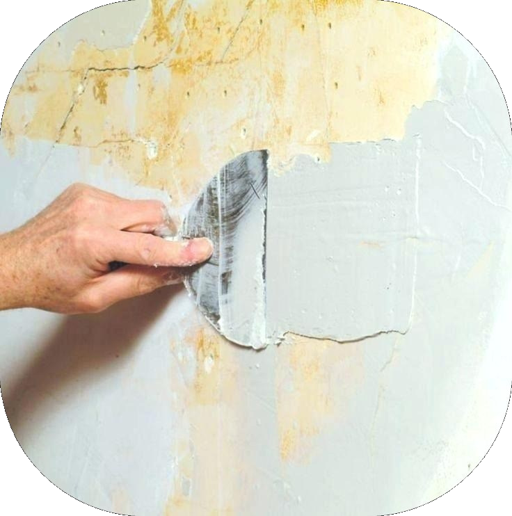 SKIM COAT WALLS - Skim coating is one of the most important steps to making your paint job look crisp and stunning and skipping it for saving is a mistake that most of the homeowners make in the desire to be frugal. The goal of this service is to make your walls smooth and correct any construction bumps and uneven surfaces.