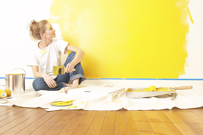 Want to give your house a new look but you're on a tight budget and can't afford to pay a professional painter? No need to worry, here are some important tips on how to paint the interior and exterior of your house like a pro: