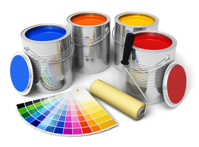 Choosing colors   If the house is for sale or you are planning to put it on the market you should use white or off-white color for the walls. In this way the buyer can easily cover it up with any color that they may like. At the same time this will give the rooms a brighter and cleaner look.  But if you are just painting to change the feels in your home you can take advantage of the hundreds of paint selections and brochures at the local stores. Talking to a salesperson about various color schemes for the look that you want. The best rule of thumb is to always keep in mind the color wheel. Color that are next to each other on the color wheel like red and orange are analogous to each other this will allow one color to stand out than the other. Colors that are opposite to each other like orange and blue are complementary to one another and will play off nicely with each other. If you want to create a subtle and soothing look better choose colors of the same shade. A small room can look larger and airy when painted with cool colors such as blue, green or purple. If you want a vibrant appearance you can choose red, yellow or orange. You can also vary the warmth of a color buy choosing their muted shades like pink, buttery yellow or peach. Warm colors have cools one considered as their complementary colors and cool ones also have their warm complements.