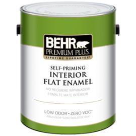 Behr Premium Plus Enamel Low Luster -