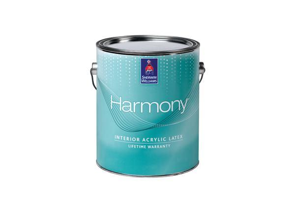 Sherwin-Williams Harmony -