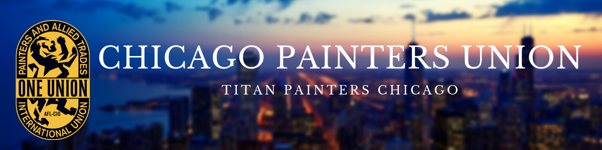 Titan Painters Chicago is at one with International Union Painters and Allied Trades.