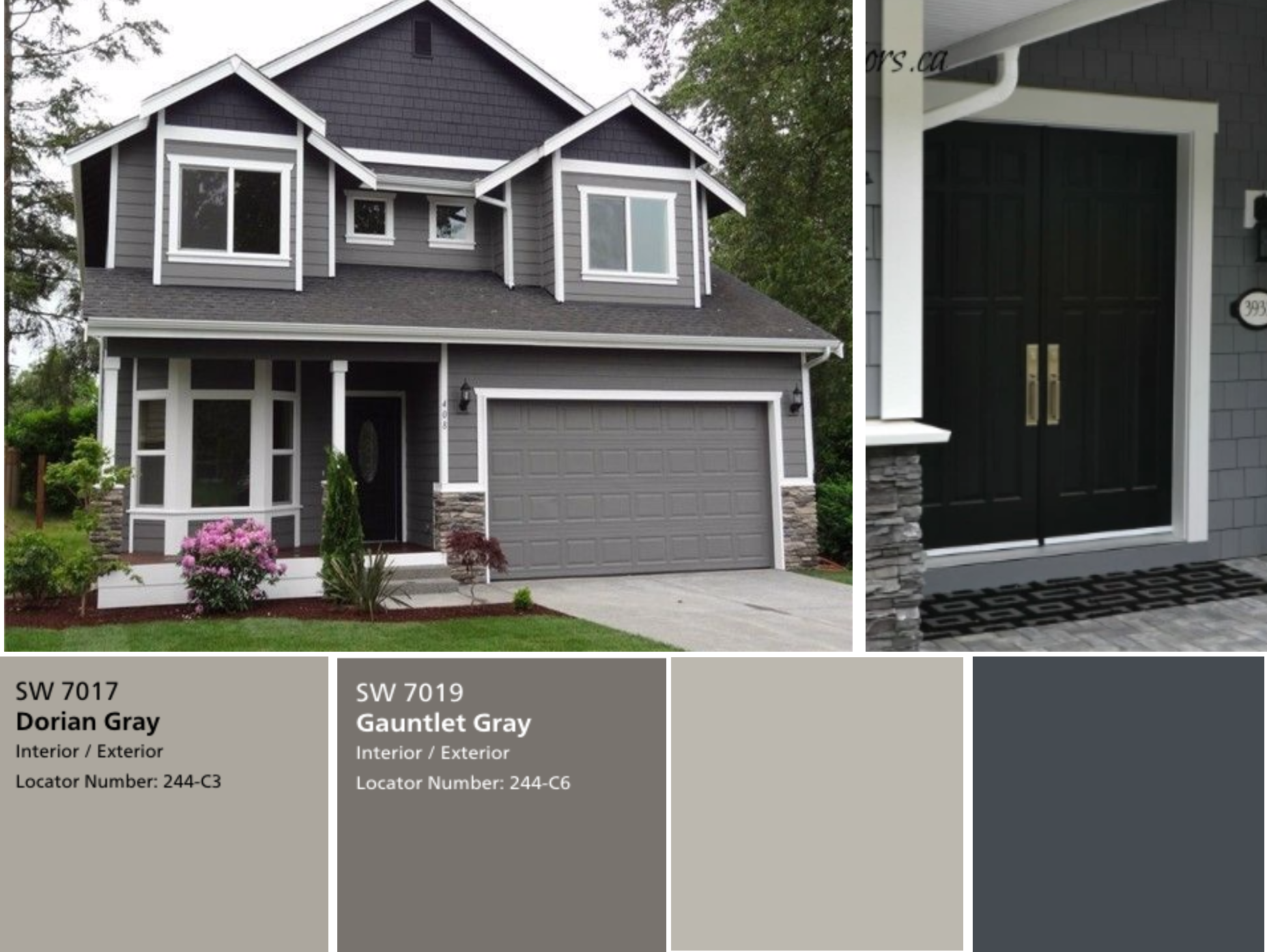 The Best Paint Colors For Single Family Home Titan Painters