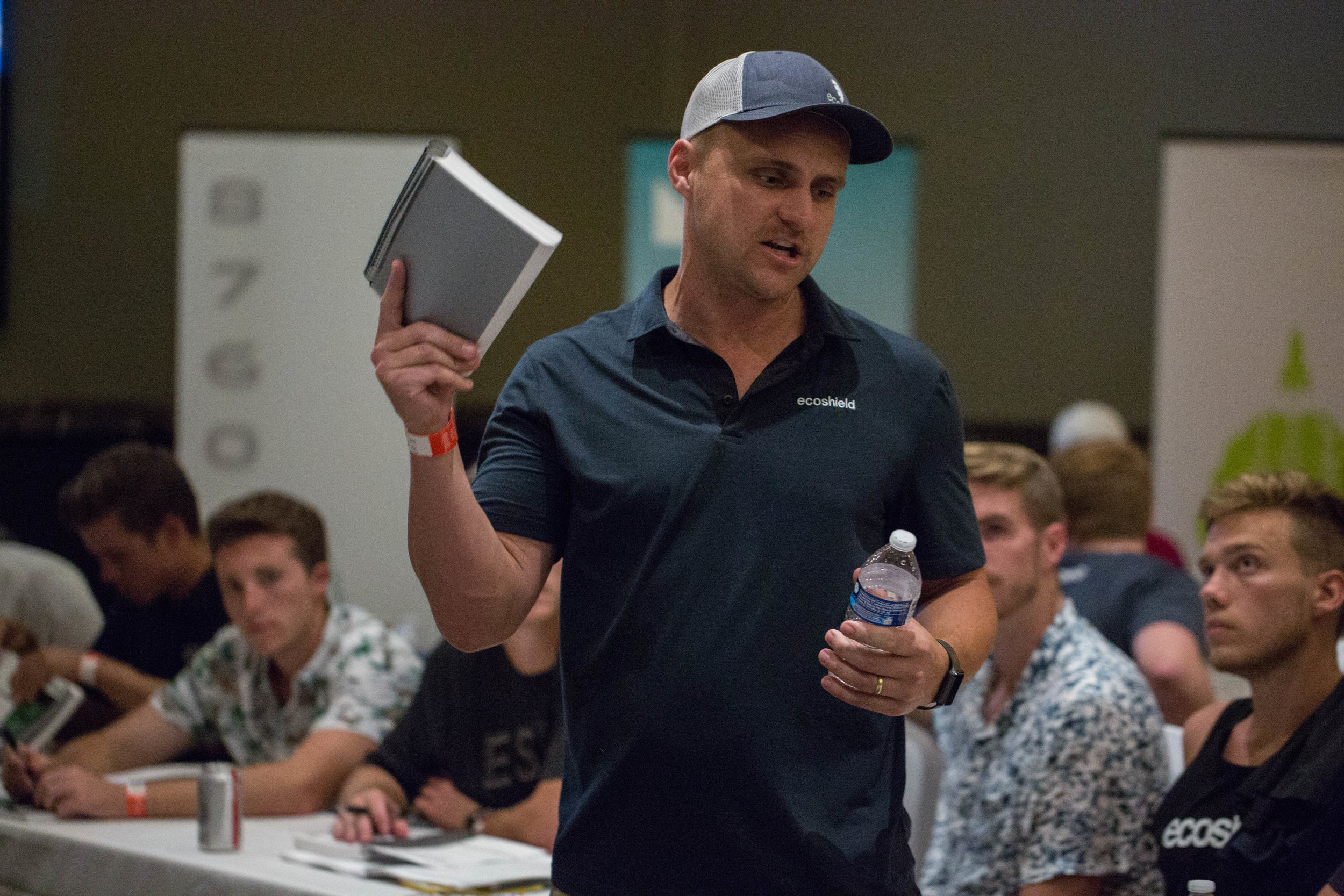 Learn fromthe best: - - 300 Pages of Training Manuals- 85 Sales Training Videos- Daily Training Meetings from Sales Experts- Weekly Video Conferences from the Company Founder- Preseason Sales Trips- Monthly Book Club- Highly Competitive Management Development - Program