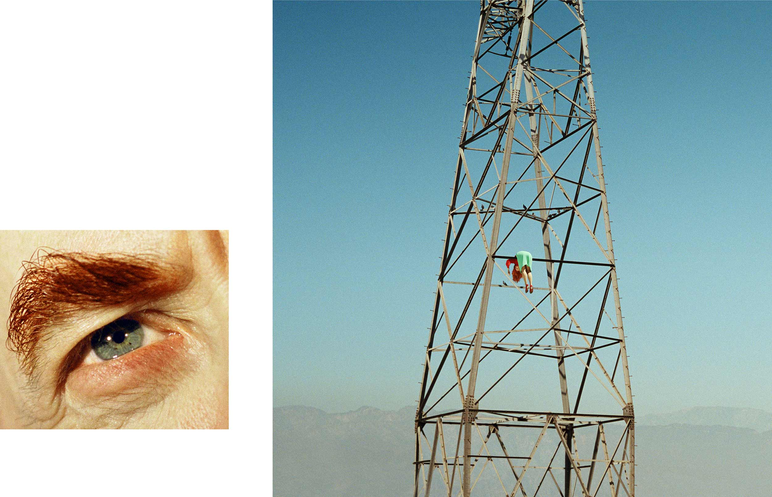 Compulsion   4:29 PM, Van Nuys And Eye #8 (Electric Tower) (Diptych),  2012