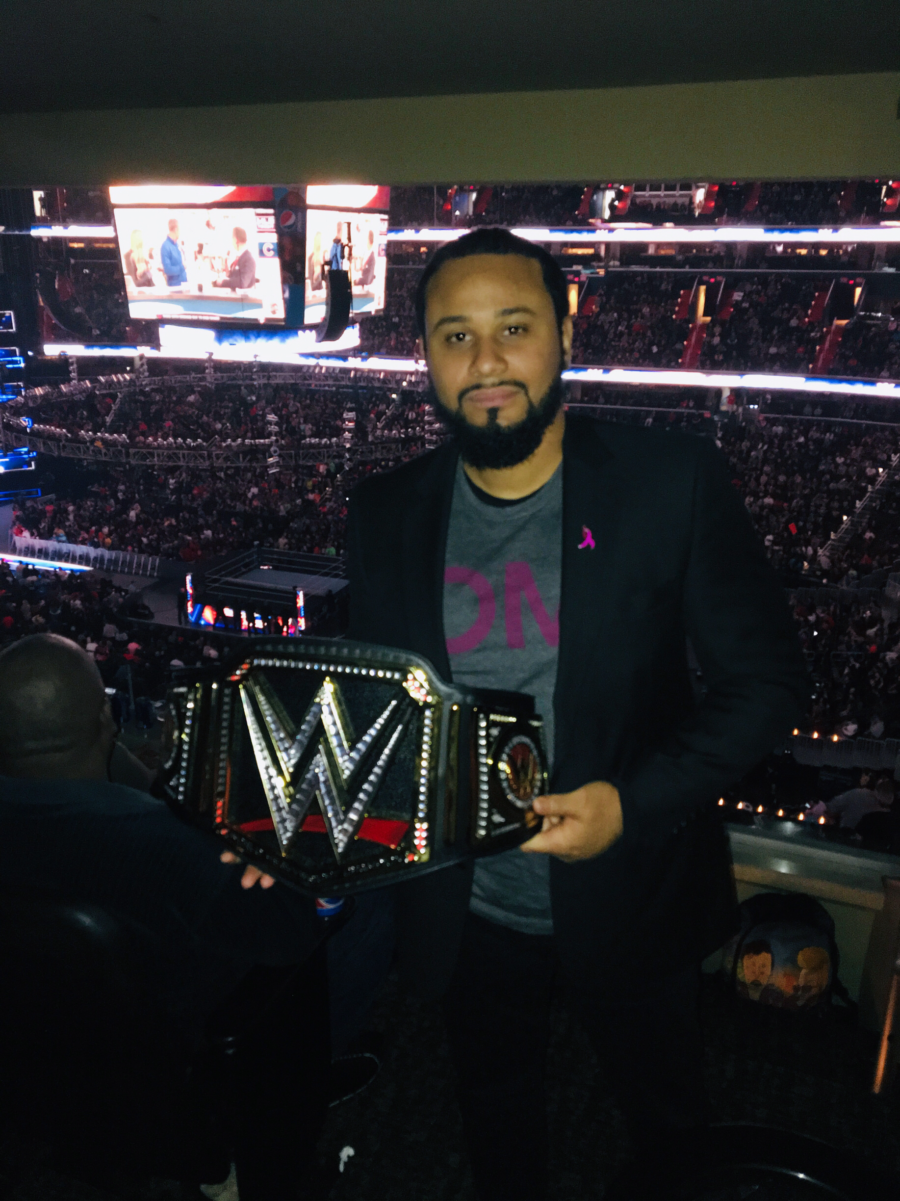 ARCG Media's Rob Aurelius is no stranger to WrestleMania.