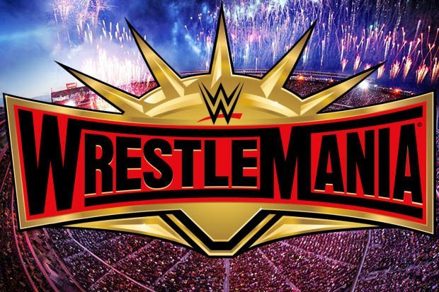 WWE WrestleMania will take place on April 7.