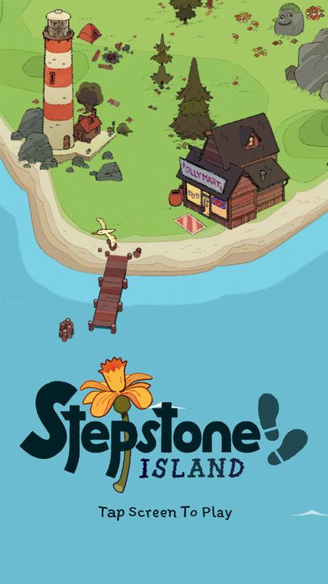 Stepstone Island  Main Menu
