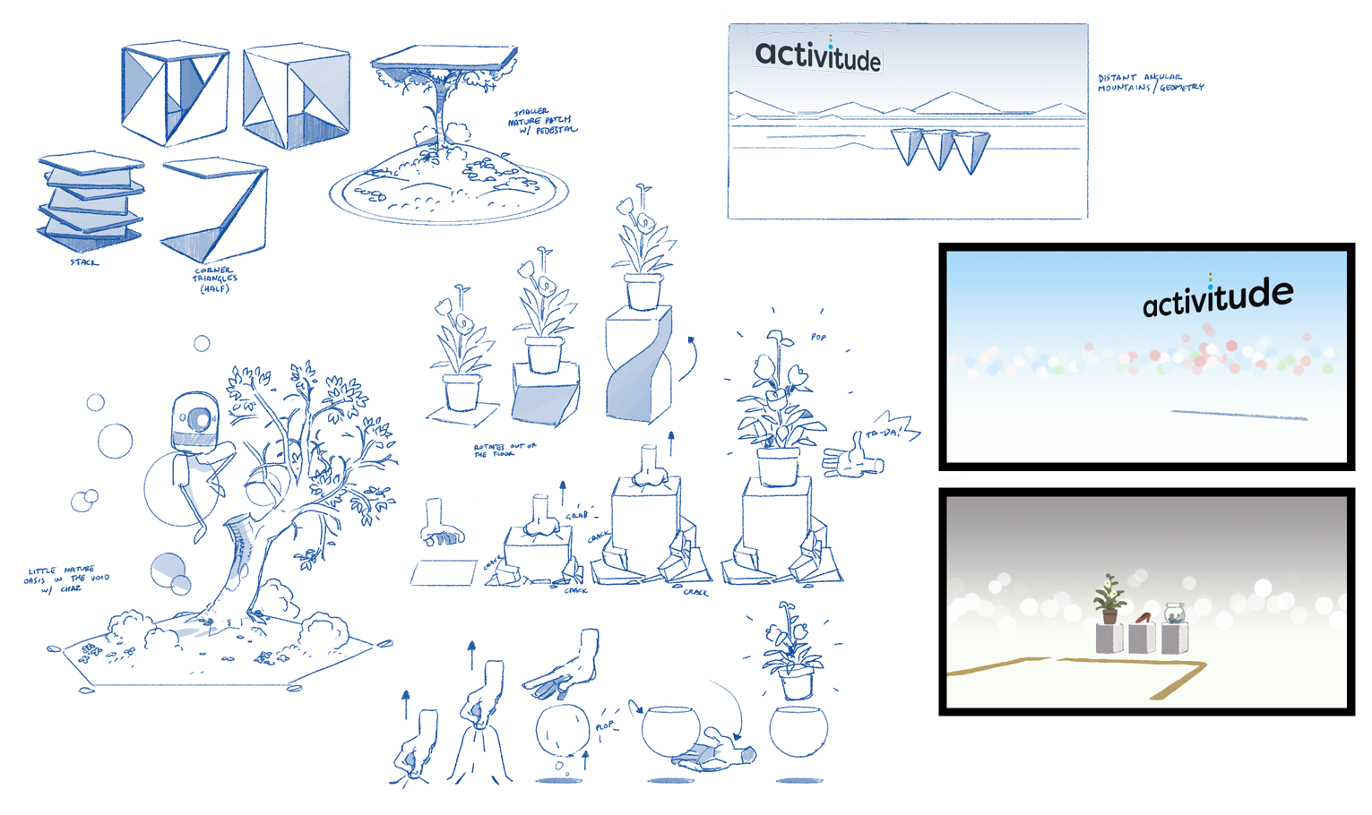 Various concepts for  Virtual Virtual Reality .