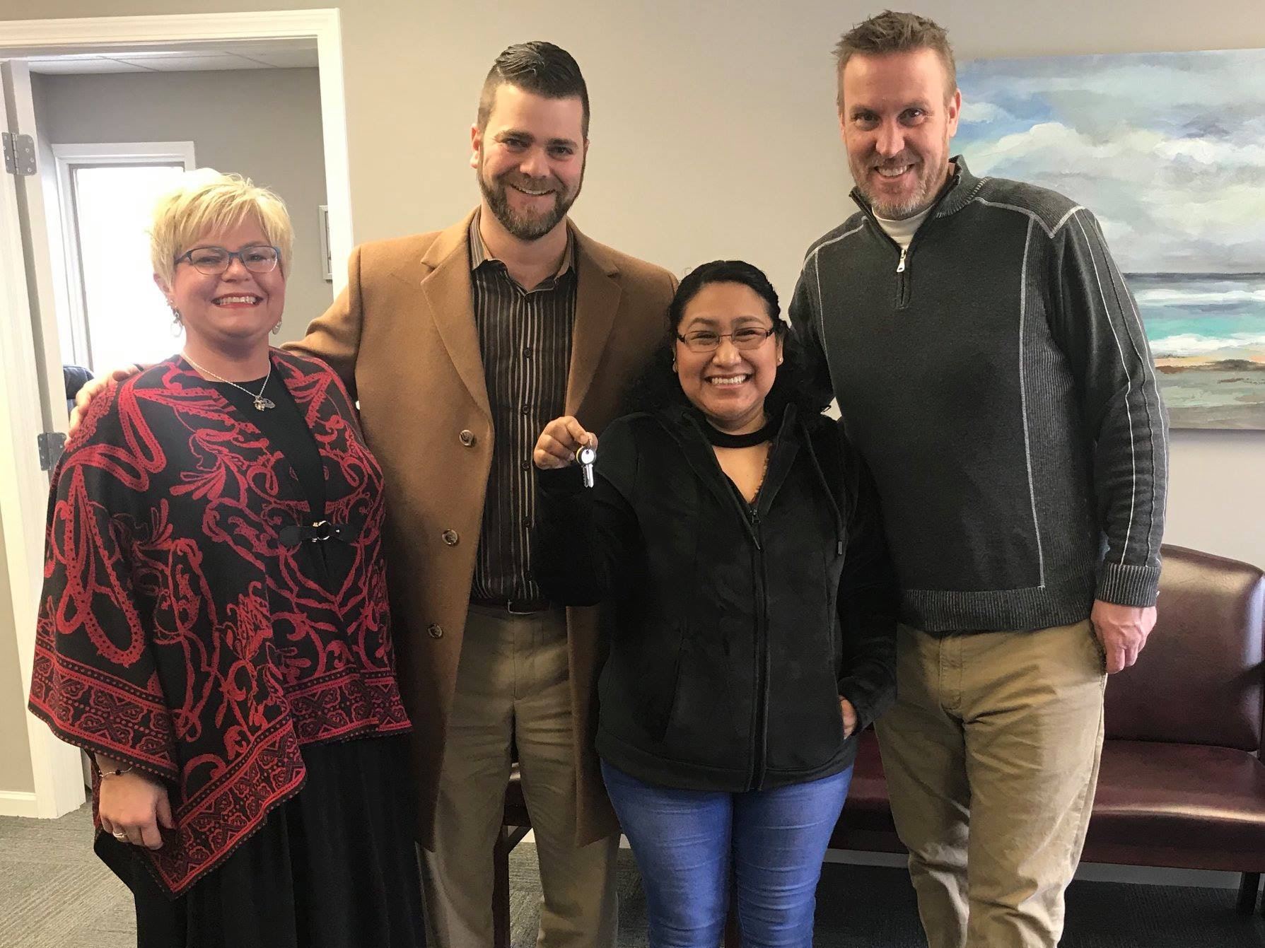 - Congratulations to Maria on the purchase of your new home in Hartford. We are so proud of you, here at Compass Realty. Well Done!!! Thank you for trusting us at Compass Realty to Guide You Home!