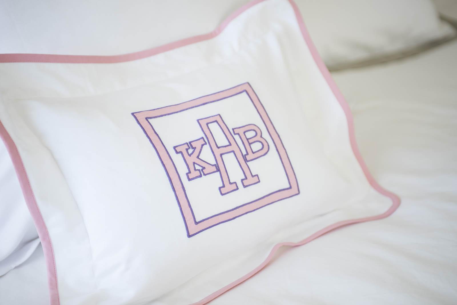Boudoir Pillows -