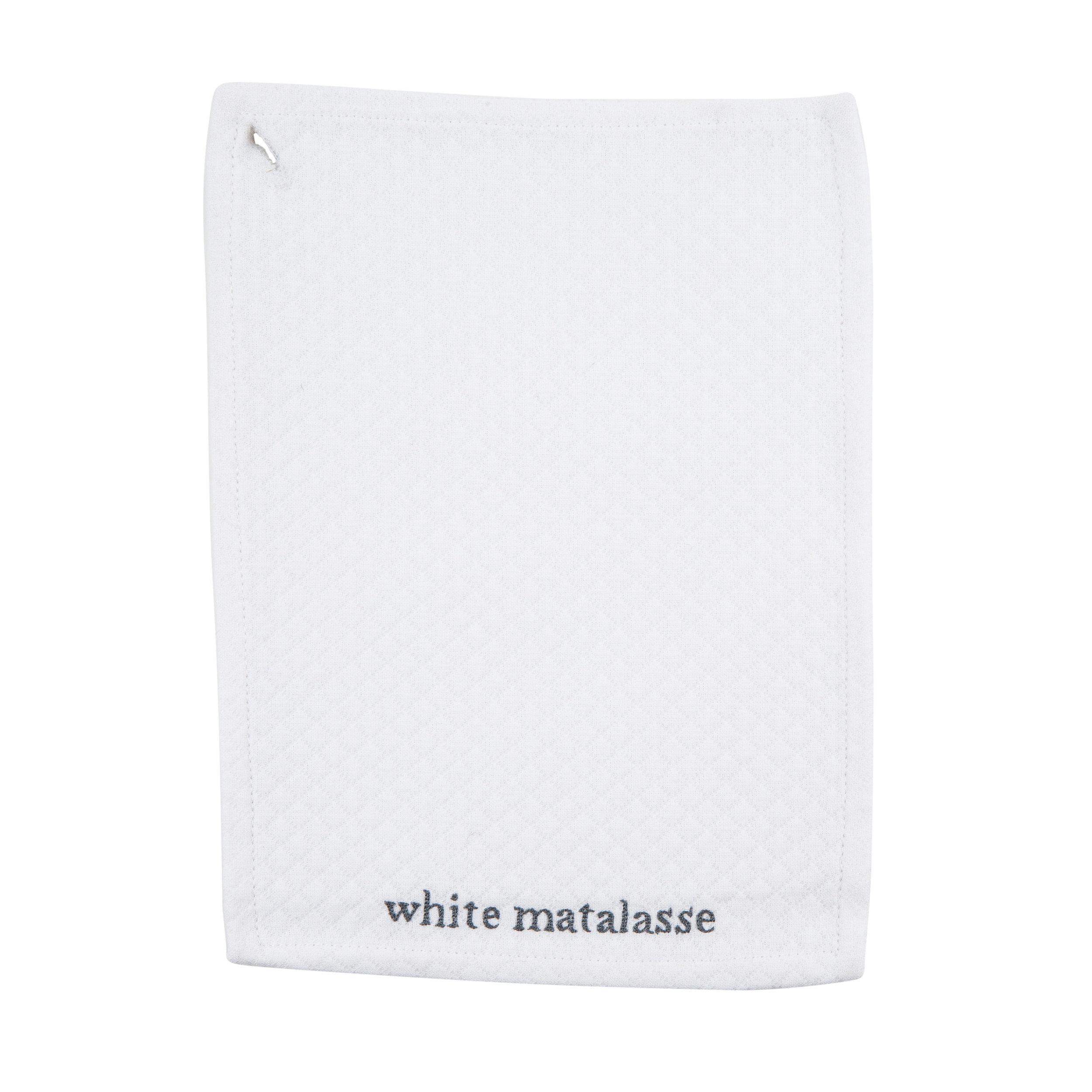 WHITE MATALASSE