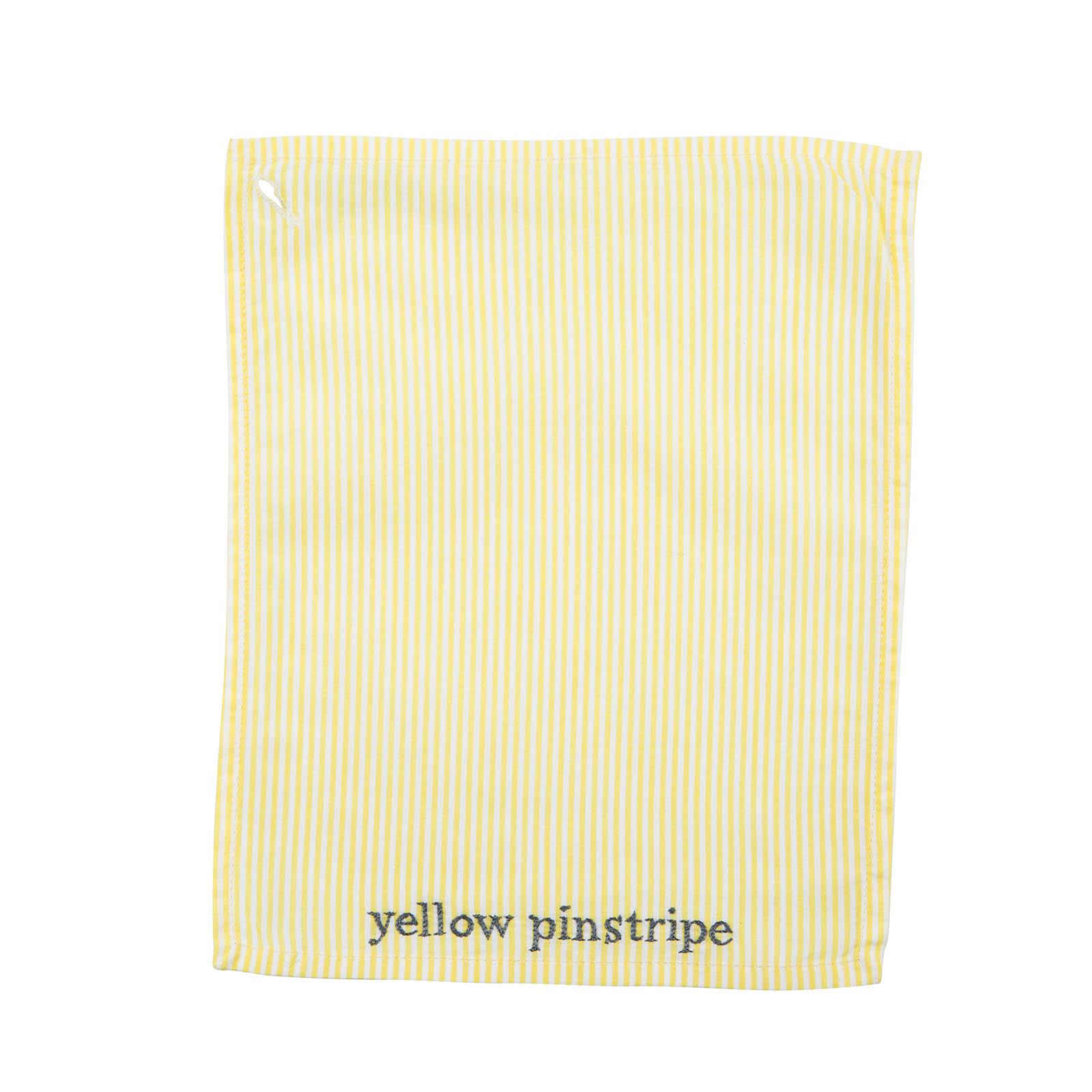 YELLOW PINSTRIPE