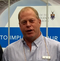 Professor James Larkin - Director, Radiation and Health Physics Unit, University of the Witwatersrand