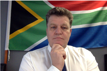 Simon Connell - Professor of physics at the University of Johannesburg, Faculty of Engineering and the Built Environment, Department of Mechanical Engineering Science