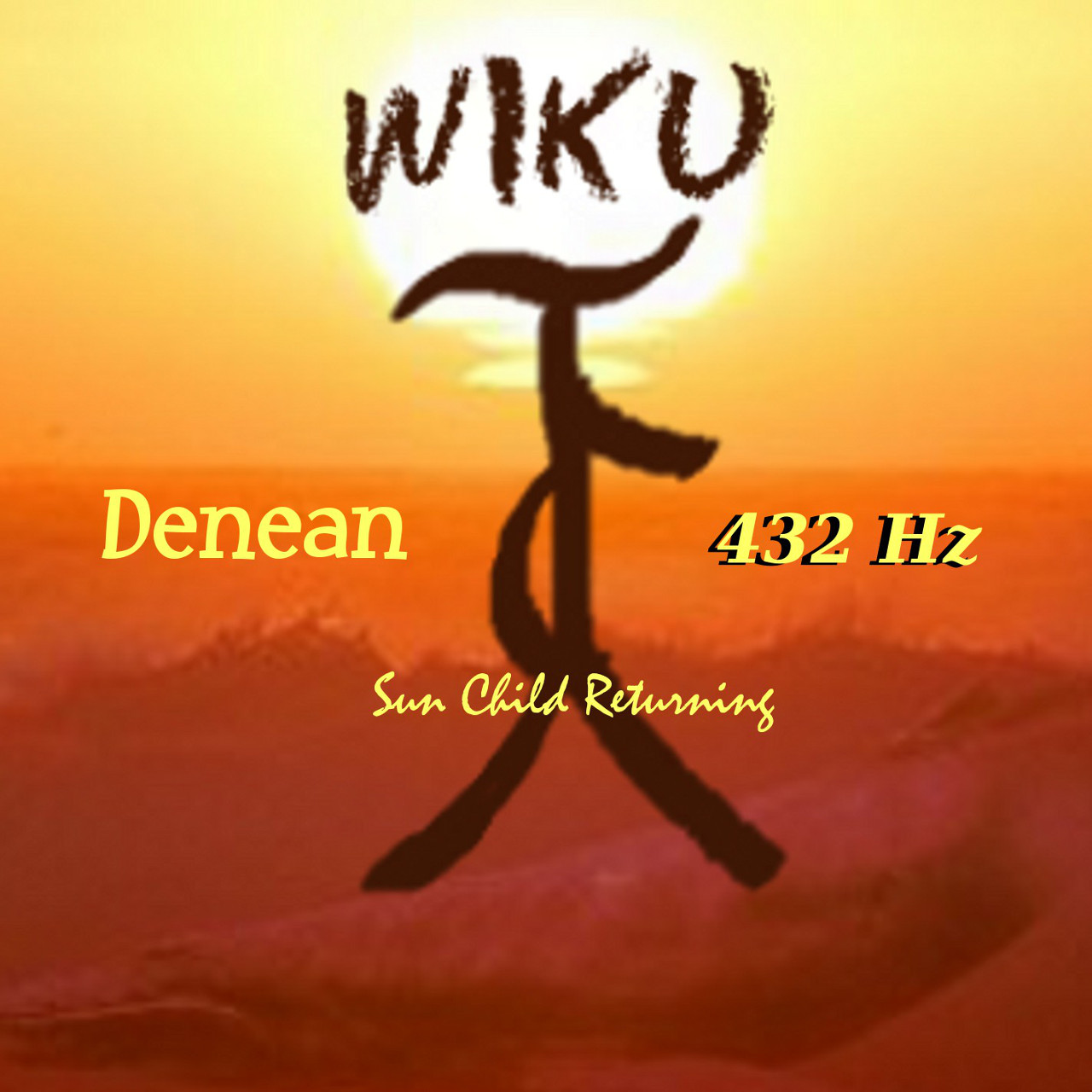 Wiku (Sun Child Returning) - Denean