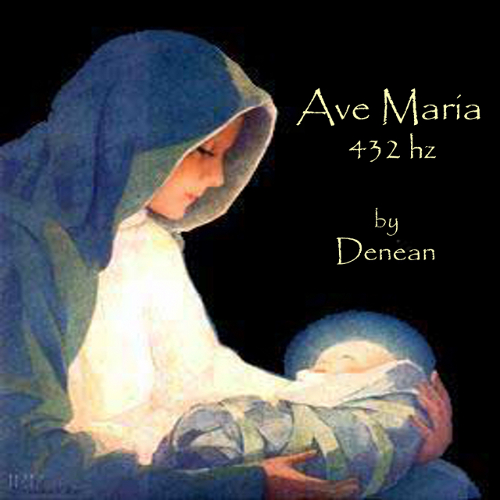 Ave Maria Lyrics-Denean
