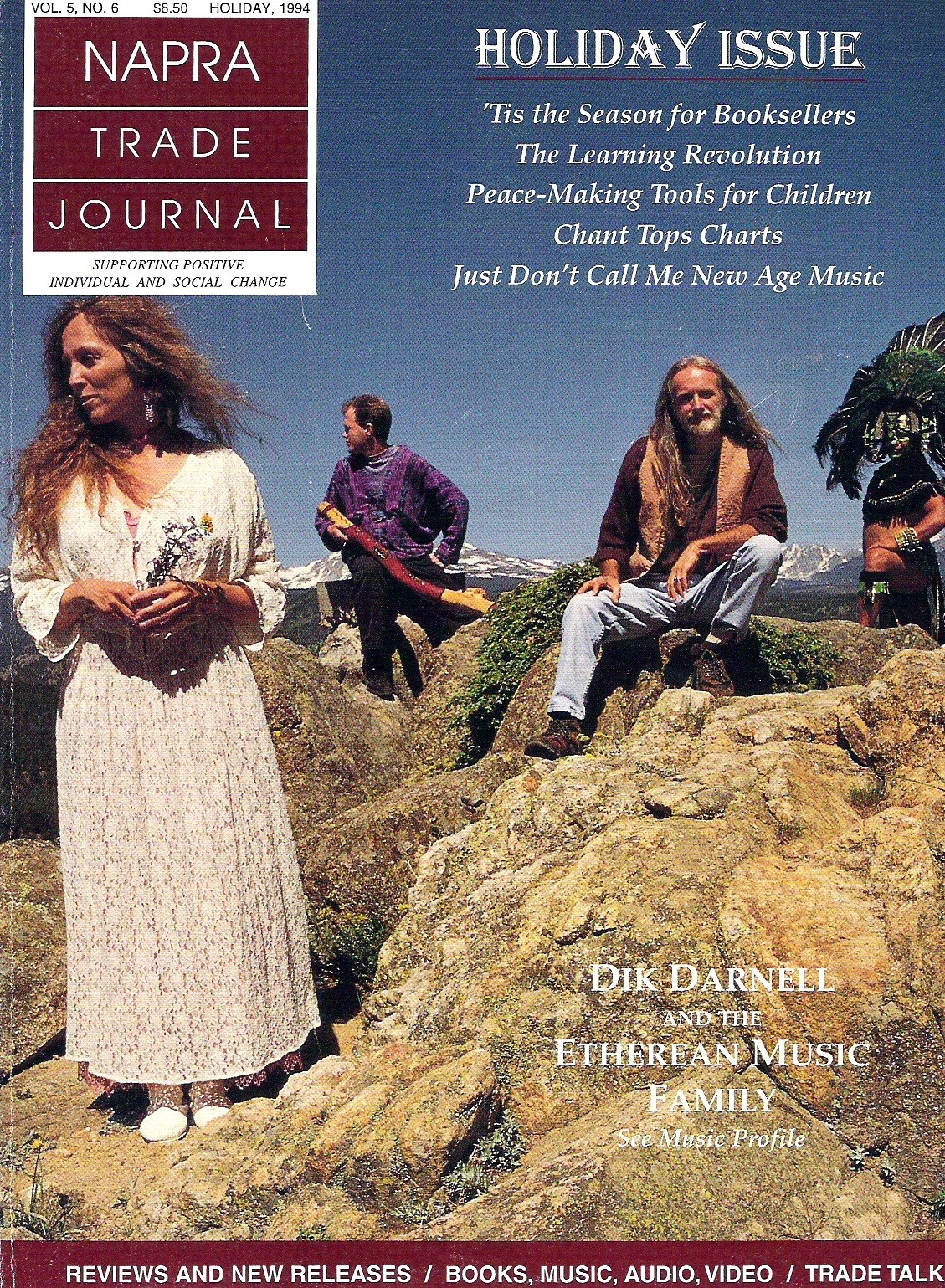 NAPRA Trade Journal