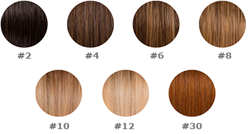 We made it convenient for you. Just follow the steps below. Always call us with any question.Step 1: Select a cap design Step 2: Select desired length Step 3: Select Color (refer to the color chart on the left) Step 4: Contact Newport Hair Loss Center (858-386-1111) for our recommended Trusted Stylist in your area