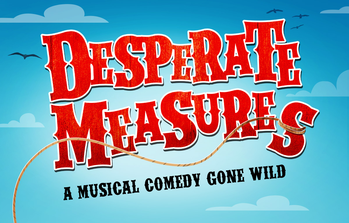 Desperate Measures the musical Off Broadway at New World Stages