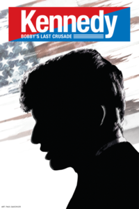 Bobby Kennedy the play off Broadway Theatre at St. Clements