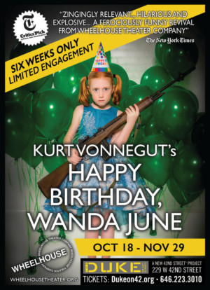 Happy Birthday Wanda June the Play at The Duke Theater