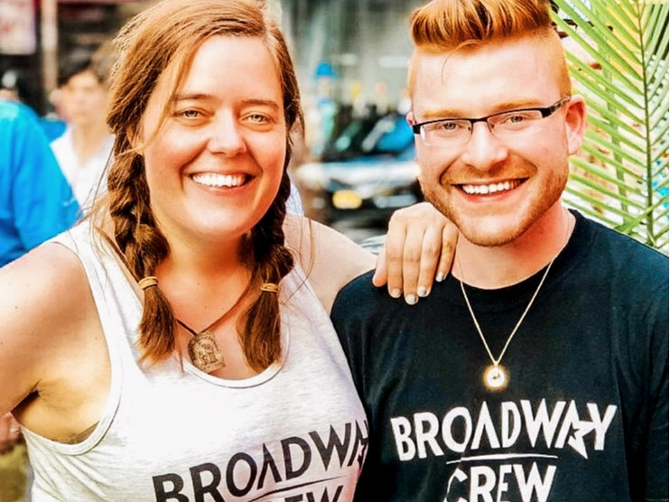 What Can Broadway Crew Do for You…? -