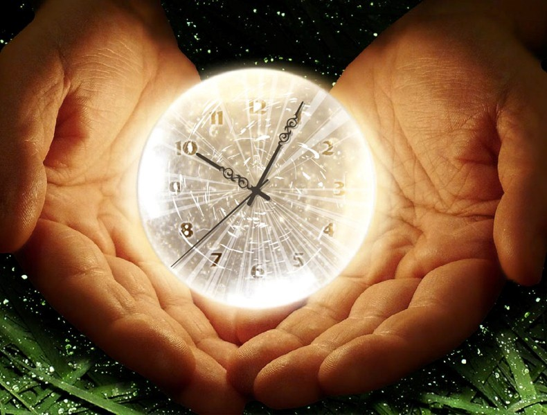 The Time is Now ~ The Power is You