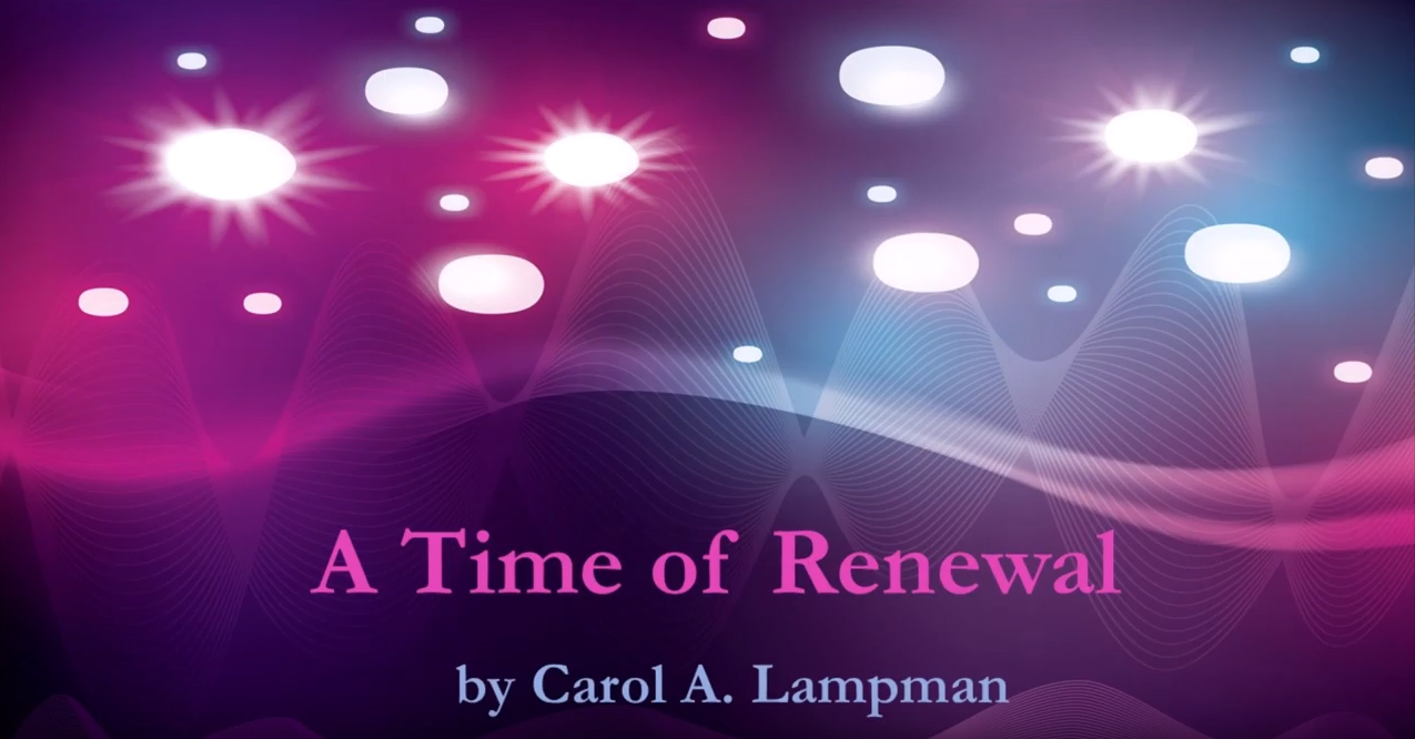A Time of Renewal