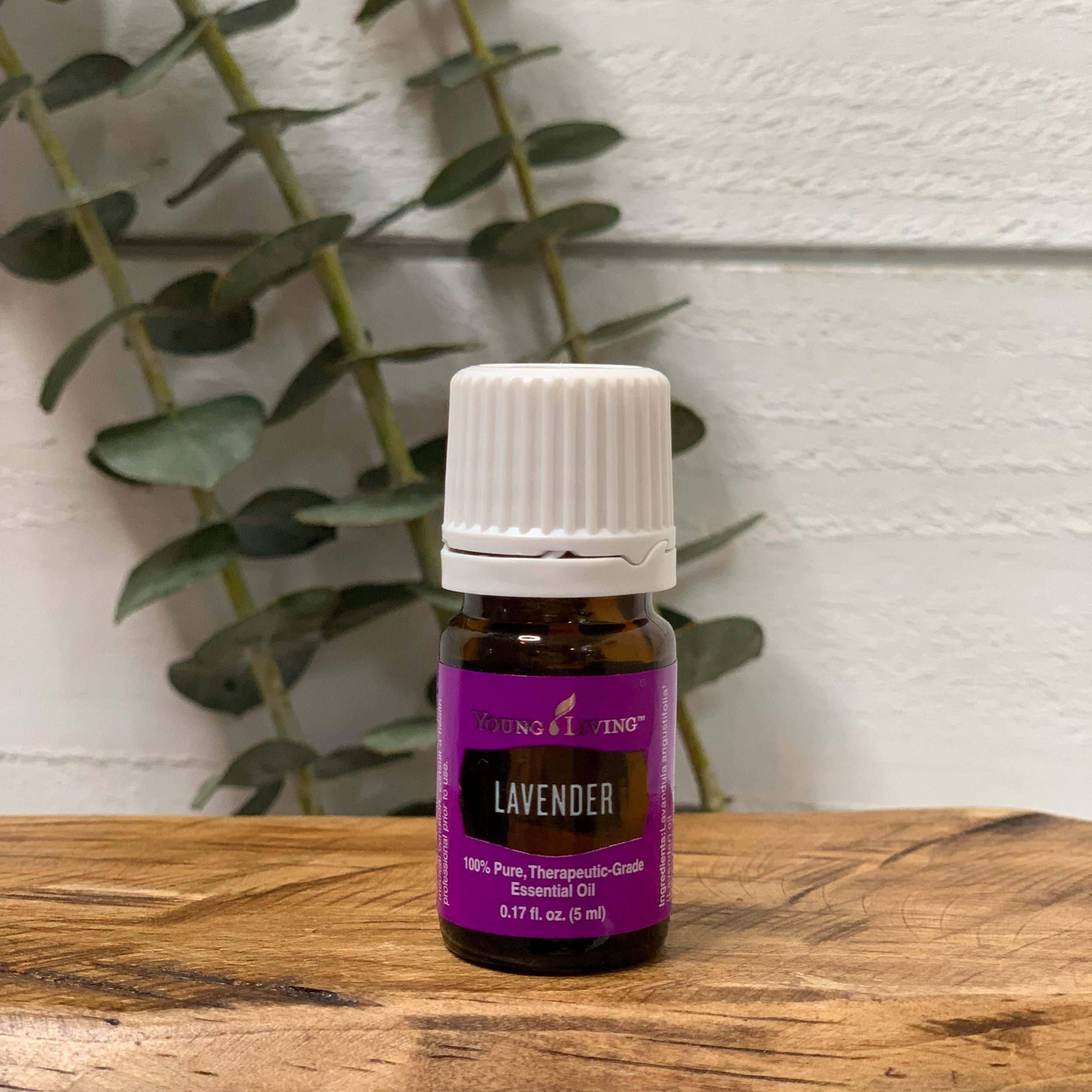 """lavender - We like to call this one the """"Swiss Army Knife of oils"""" because lavender can support all the things! It supports sleep, helps heal cuts and burns, and we like adding it to our mascara to help with eyelash growth—to name a few!"""