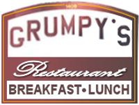 - Grumpy's Restaurant1408 Main StreetRoute 6AEast Dennis,MA508-385-2911www.grumpyscapecod.com