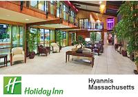 - Holiday Inn Hyannis Hotel1127 Route 132Hyannis, MA 02601508-775-1153www.holidayinn.com