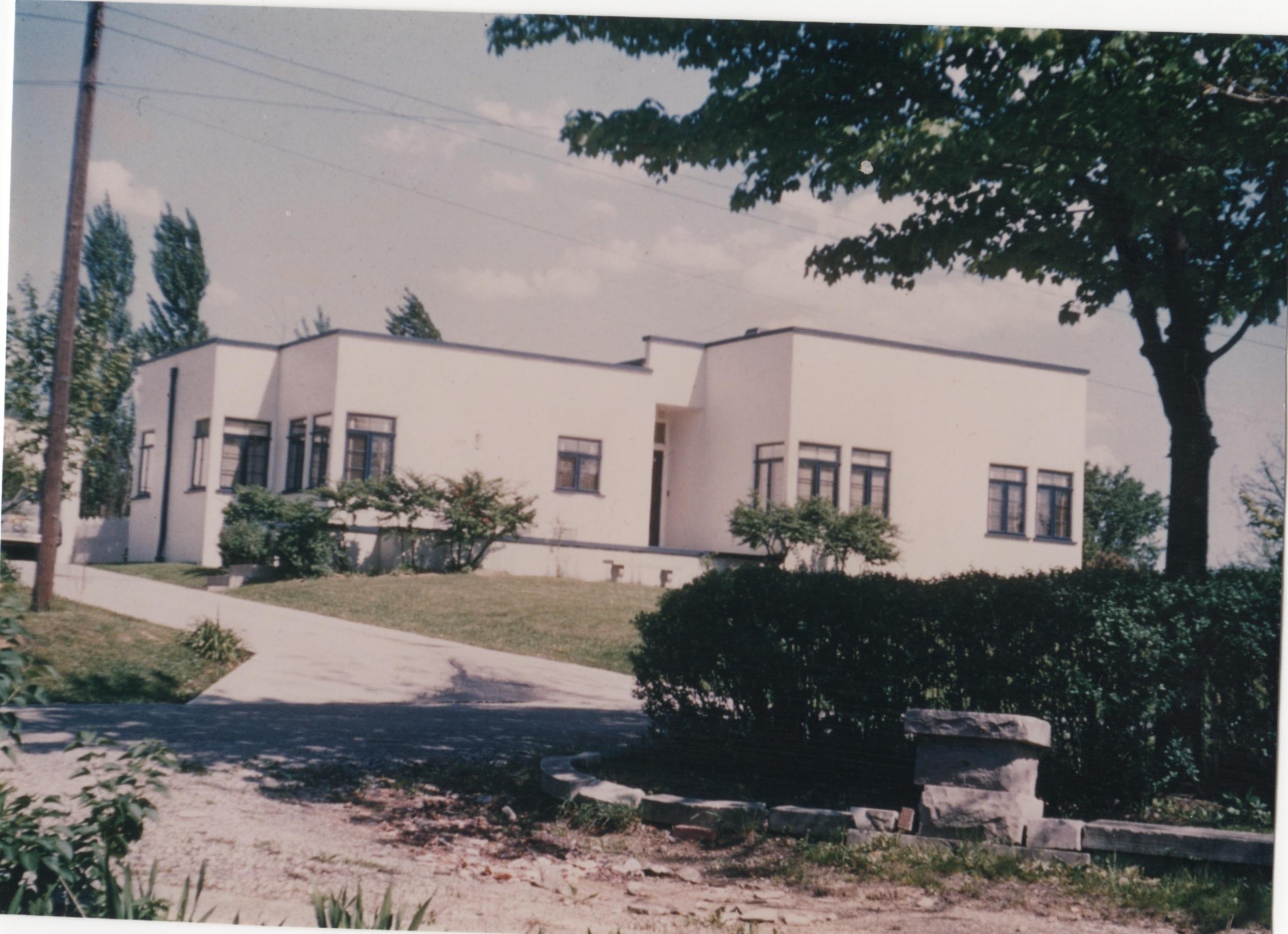 Arbutus House - 1950's.jpeg