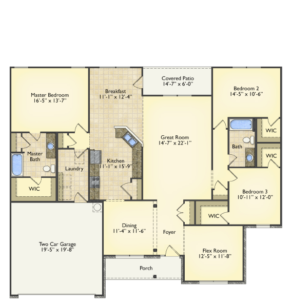 First Floor Plan -